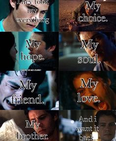 Poor Dylan (Thomas) I cried on every movie