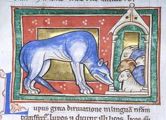 Image result for wolf in the flock + manuscript