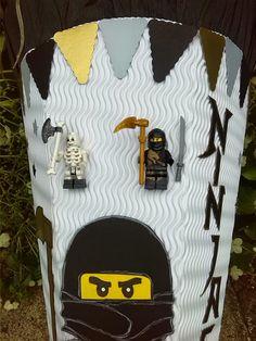 """das-creativchen: Schultüte die 4. """" Lego Ninjago """""""