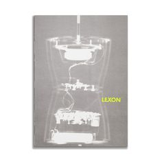 "Lexon Catalogue 2001  Lexon Creative Director,Paris 2000 - 2004 ""Working with Theo always combines the efficiency of good design with being a personal pleasure. We understand his projects. He really knows how to build the image of a brand for the longer term."" - Rene Adda. CEO."