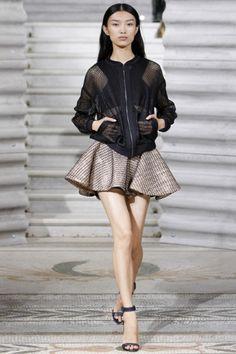 Sfilata Jay Ahr Paris - Collezioni Primavera Estate 2014 - Vogue