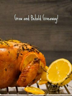 Garlic Lemon Chicken
