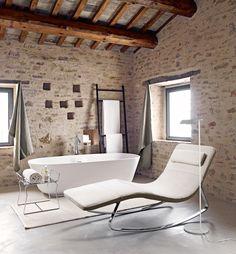 Chaise-Longue: LANDSCAPE - Collection: B&B Italia - Design: Jeffrey Bernett