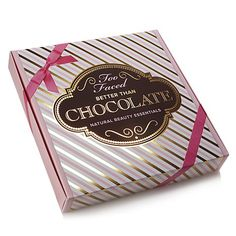 January 29th ONLY! Best deal in Too Faced HISTORY! HSN Today Special Too Faced Better Than Chocolate - only $49