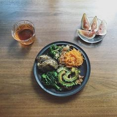 nao1223Today's lunch.  ちょっと遅いお昼。久しぶりにお家ごはん写真。1471672084
