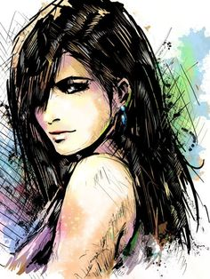 Tifa Lockhart is by far the most interesting and deep character in the Final Fantasy Universe. She appears in Final Fantasy VII. Her straightforward nature combined with her astonishing beautiful appearance makes any fan of the series appreciate her that much more.