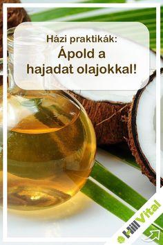 Kókuszolaj: Tökéletesen alkalmazható hajvégekre, hajmosás után. Remek napvédő hatással is bír, tehát napkrémekbe is remekül használható.  Babassuolaj:  Ez nem egy ismert olaj, ám ennek ellenére nagyon jó hatása van. A babassuolajat egy brazil pálma gyümölcsének a magjából vonják ki. A kókuszolajhoz szokták hasonlítani, mivel hasonlít az állaga és az összetevői a kókuszolajhoz. Élénkíti, és szép csillogást kölcsönöz a hajnak. Táplálja és védi a hajat. Felhasználható száraz fejbőr és… Medical, Fitness, Hair, Medicine, Keep Fit, California Hair, Rogue Fitness, Active Ingredient