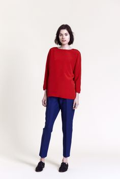 Lee Shirt and Maddy Trousers | Samuji Resort 2014 Collection