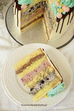 Nutella, Tiramisu, Oreo, Cake Recipes, Food And Drink, Birthday Cake, Sweets, Apple, Baking