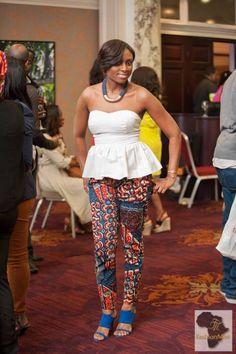 cute pants #Africanfashion