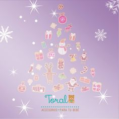 Mejor que todos los regalos debajo de un árbol, la Navidad es la presencia de una familia feliz. ¡Felices Fiestas!