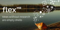 Ideas without research are empty shells.