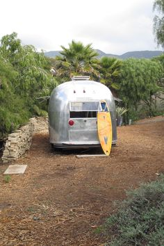 Airstream, because life was meant to be lived free