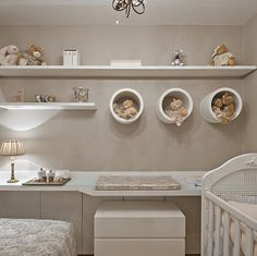 62 Ideas Decor Room Baby Shelves For 2019 Baby Boy Rooms, Baby Bedroom, Baby Room Decor, Nursery Room, Girls Bedroom, Room Baby, Nursery Decor, Room Interior, Interior Design Living Room