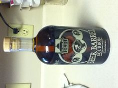 Beer Barrel Bourbon from New Holland Brewing. They make this in the barrels that were used to make Dragon's Milk.