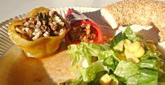 Zeytinyagli Biber Dolmasi – skønne fyldte peberfrugter.
