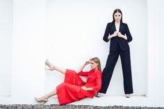 RIGA Skirt-trousers & Jacket, RIGA Trousers & Jacket