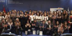 Clausura del proyecto Life Activa Red Natura 2000 de la UE. EFE/Fernando Alvarado