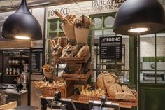 Bistrot Milano Centrale, Milan   Italy groceries cafe bakery