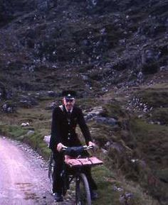 Irish postman 1964 - memories of Joey Kane.