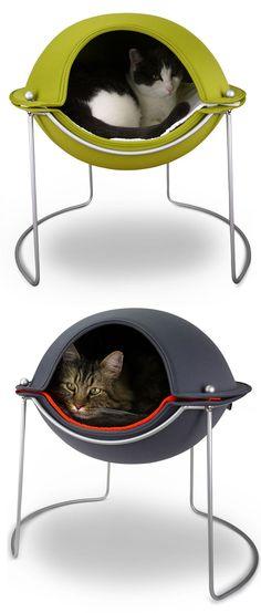 Cat Pod Beds <3 So Cute!