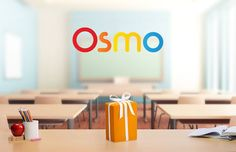 Support your child's school! Now you can Buy One, Give One to any U.S. classroom. ‪#‎TeacherAppreciationWeek‬. Visit playosmo.com to learn more.