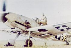 Hungarian Bf-109