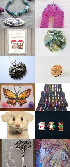 Gifts found for Christmas by María Jesús Jarillo on Etsy--Pinned with TreasuryPin.com