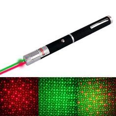 4mw+532nm+++650nm+Green+++Red+3+Mode+Beam+Gypsophila+Pattern+Laser+Pointer+Kit