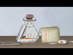 Detective Mittens: The Crime Solving Cat.  The more I watch this the more I laugh.