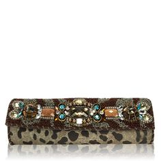 Mary Frances Encore Clutch Purse i think we should all have one.