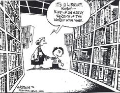 A Media Specialist's Guide to the Internet: Teacher-Librarians.everything the librarian/information literacy specialist will ever need. Library Humor, Library Skills, Library Lessons, Library Books, My Books, Library Ideas, Library Quotes, Reading Books, Teacher Librarian