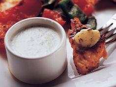 Fetakastike - Reseptit Cheeseburger Chowder, Fondue, Pesto, Tapas, Mashed Potatoes, Soup, Pudding, Baking, Cake