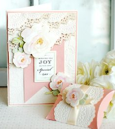 How to make this zanna Griffin wedding card pillow box