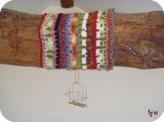 Déco au crochet par Sofil - thread www.threadandneedles.fr