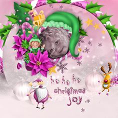 "Kit ""Colorful Xmas by Bee Creation Design avec Chantale Coulombe http://scrapfromfrance.fr/shop/index.php… https://www.e-scapeandscrap.net/boutique/index.php… Photo pixabay ©InadigitalArt2016"