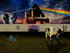 Pink Floyd artwork :-) #shineon #soycd