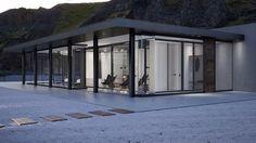 Fisherman House - Contemporary Cottage by KDVA Architects
