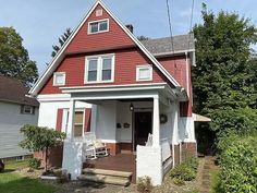 207 N Parker St, Warren, PA 16365 | MLS #12474 | Zillow Historical Architecture, Shed, Outdoor Structures, Outdoor Decor, Home Decor, Decoration Home, Room Decor, Home Interior Design, Barns