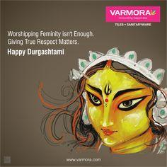 Worshiping femininity isn't enough giving true respect matters. Durga Maa, Shiva Shakti, National Festival, Mata Rani, Navratri Images, Image Hd, Lord Ganesha, Indian Paintings, Oracle Cards