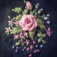 Gallery.ru / Фото #22 - бразильская вышивка-2 - Vladikana