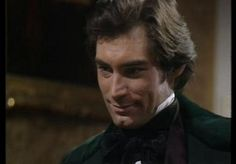 Timothy Dalton, Mr. Edward Fairfax Rochester - Jane Eyre directed by Julian Amyes (TV Mini-Series, 1983) #charlottebronte