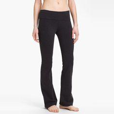 Rank & Style - Hard Tail Bootcut Knit Pants #rankandstyle