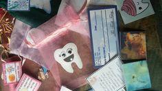 Gift Envelope, Tooth Fairy, Organza Bags, Wands, Teeth, Hanger, Kit, Etsy, Walls