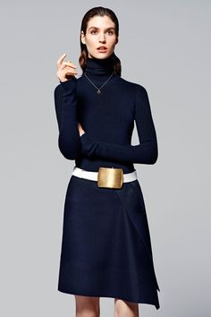 Best of Fall 2013 Fashion Shoot: Sweater & Skirt, Reed Krakoff.