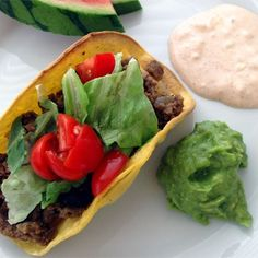 "Black Bean Tacos | ""Tangy black bean and salsa verde tacos take only minutes to make and are flavorful and delicious! Great vegetarian dish! Great by itself, but also wonderful with tomatoes, avocado, cheese, etc. Add any of your favorite taco toppings! Could also be served as a side dish with another meal."""