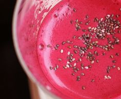 Beetlejuice with Chia Seeds_01of03   by Food Thinkers