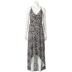 Apt. 9 Surplice High-Low Dress - Women's. 5 prints. XS-L.