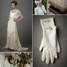 The Anatomy of a Downton Abbey Wedding   OneWed