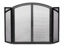 Fireplace Door Screen